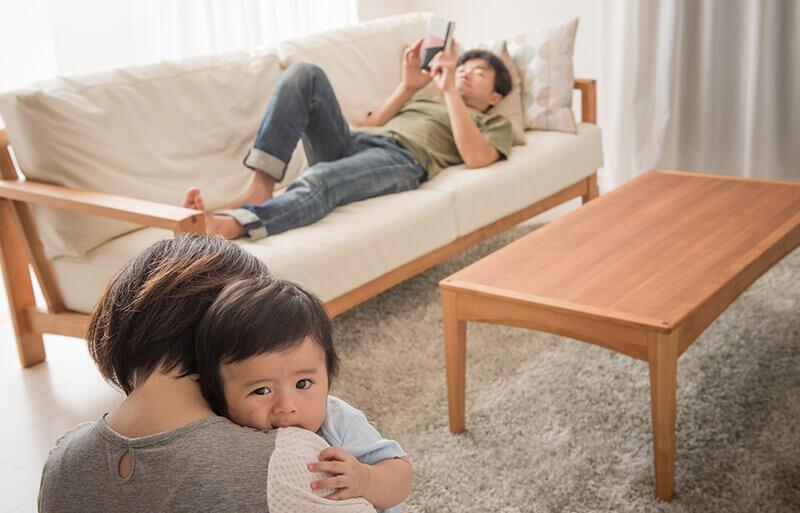 子育てのイライラをチェック!原因と今すぐできる解消法。一人で悩まないことが大切。