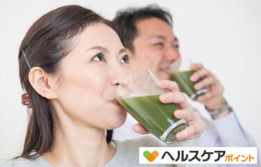 青汁を飲んで、野菜不足を手軽に解消!青汁でどんな栄養が摂れるの?