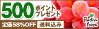 【送料込み】秘蔵の赤ぶどう入り♪10品お試しセット1,980円!【500ポイント】付き!