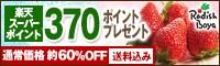 【370ポイント】いちごと春の彩り食材9品おためしセット1,980円